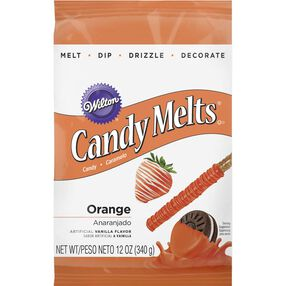 Orange Candy Melts Candy